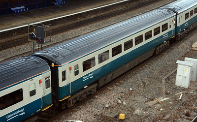 I really like Chiltern's un-refurbished 1980-style Mk 3s